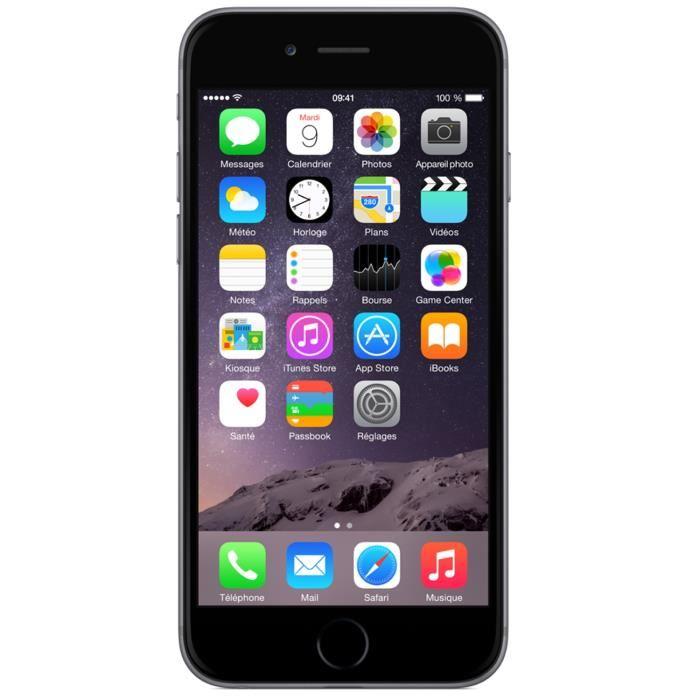 Reprise iPhone 6 au meilleur prix