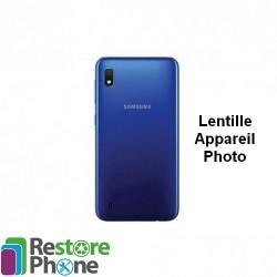 Reparation Lentille Appareil Photo Galaxy A10 (A105)