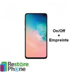 Reparation On/Off Empreinte Digitale Galaxy S10e