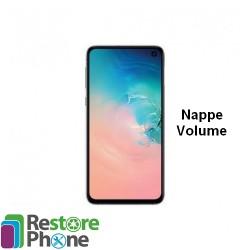 Reparation Nappe Volume Galaxy S10e