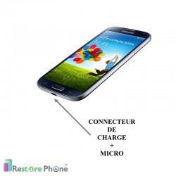Reparation Lecteur Sim et SD Galaxy S4
