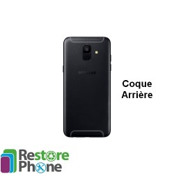 Reparation Coque Arriere Galaxy A6 2018