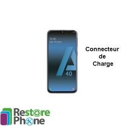 Reparation Connecteur de Charge Galaxy A40