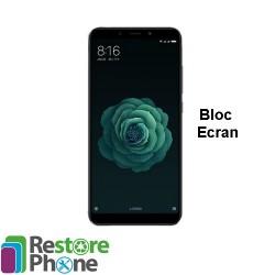 Reparation Bloc Ecran Xiaomi Mi A2