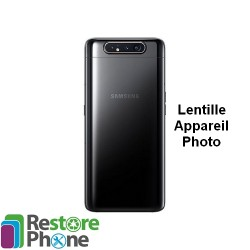 Reparation Lentille Appareil Photo Galaxy A80 (A805)
