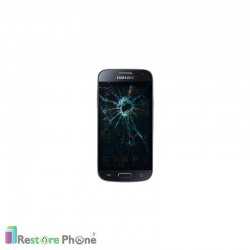 Réparation Bloc Ecran Galaxy S4 Mini Black Edition (i9195)