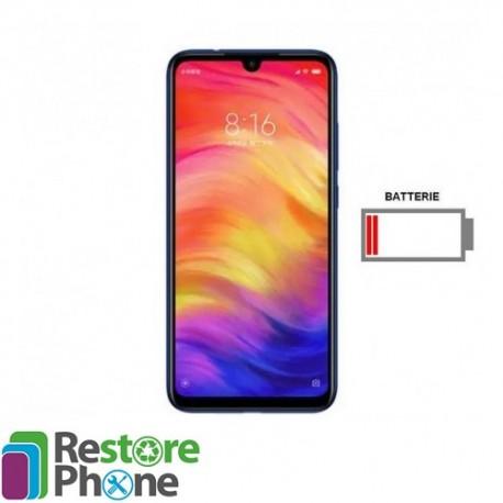Reparation Batterie Xiaomi Redmi Note 7