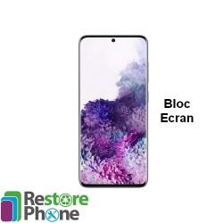 Reparation Bloc Ecran Galaxy S20 (G980)