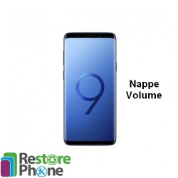 Reparation Nappe Bouton Volume Galaxy S9