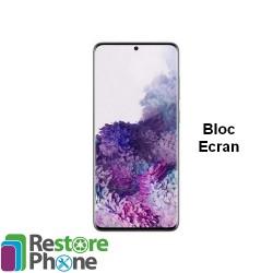 Reparation Bloc Ecran Galaxy S20 Plus (G986)