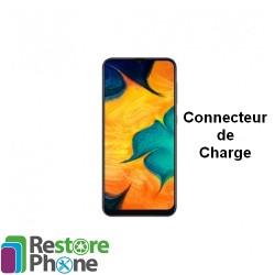 Reparation Connecteur de Charge Galaxy A30 (A305)