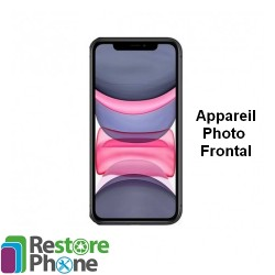 Reparation Appareil Photo Frontal iPhone 11