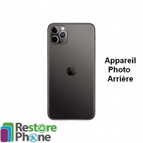 Reparation Apn Arriere iPhone 11 Pro/11 Pro Max