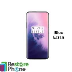 Reparation Bloc Ecran OnePlus 7