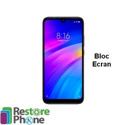 Reparation Bloc Ecran Xiaomi Redmi 7