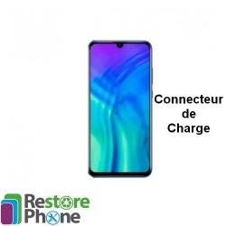 Reparation Connecteur de Charge + Micro Honor 20 Lite