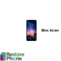 Reparation Bloc Ecran Xiaomi Redmi Note 6 PRO