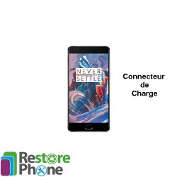 Reparation Connecteur de Charge OnePlus 3/3T