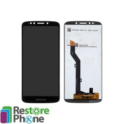 Bloc Ecran Motorola G6 Play