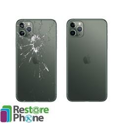 Reparation Vitre Arriere iPhone série 11/iPhone 12