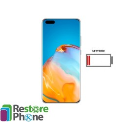 Reparation Batterie Huawei P40 Pro