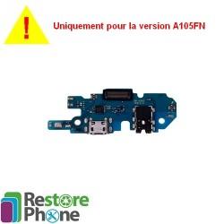 Connecteur de Charge Galaxy A10 (A105FN)