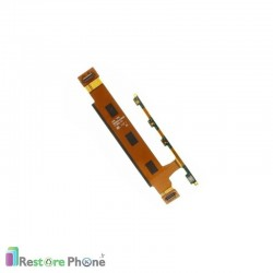 Nappe On/Off + Volume + Micro Xperia T3 (D5103)