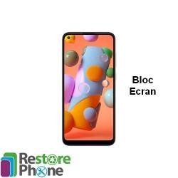 Reparation Bloc Ecran Galaxy A11 (A115)