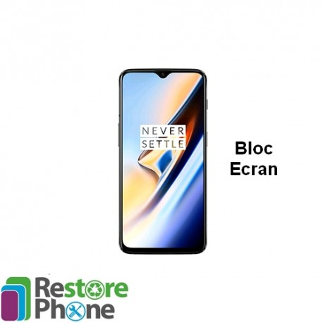 Reparation Bloc Ecran OnePlus 6T