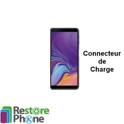 Reparation Connecteur de Charge Galaxy A7 2018