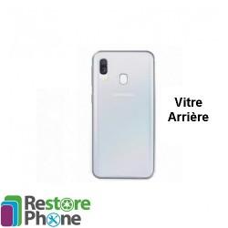 Reparation Vitre arriere Galaxy A40 (A405)