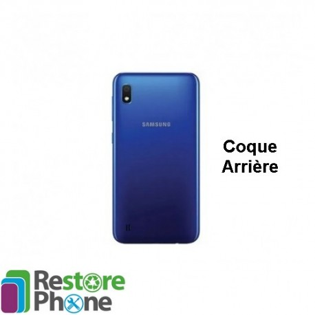 Reparation Coque Arriere Galaxy A10