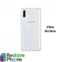 Reparation Vitre arriere Galaxy A70 (A705)