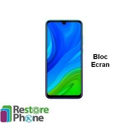 Reparation Bloc Ecran + chassis Huawei P Smart 2020