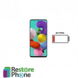 Reparation Batterie Galaxy A51 (A515)