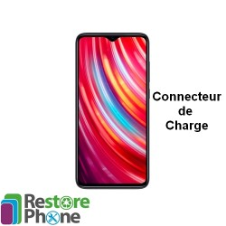 Reparation Connecteur de Charge Xiaomi Redmi Note 8 Pro