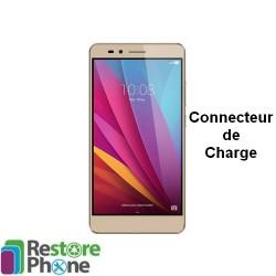 Reparation Connecteur de Charge + Micro Honor 5X