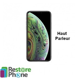 Reparation Haut Parleur iPhone XS