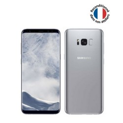 Samsung Galaxy S8 Plus 64 Go Argent