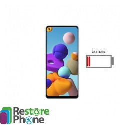 Reparation Batterie Galaxy A217