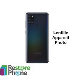 Reparation Lentille Appareil Photo Galaxy A21S (A217)