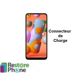 Reparation Connecteur de Charge Galaxy A11 (A115)