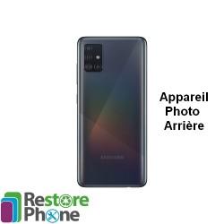 Reparation Appareil Photo Galaxy A51 (A515)