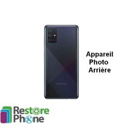 Reparation Appareil Photo Galaxy A71 (A715)