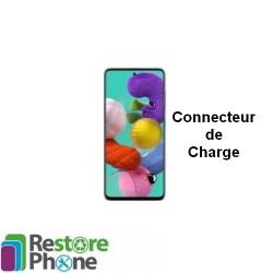 Reparation Connecteur de Charge Galaxy A51 (A515)