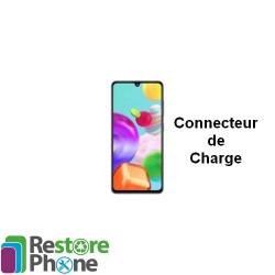 Reparation Connecteur de Charge Galaxy A41 (A415)
