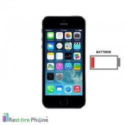 Réparation Batterie iPhone 5S