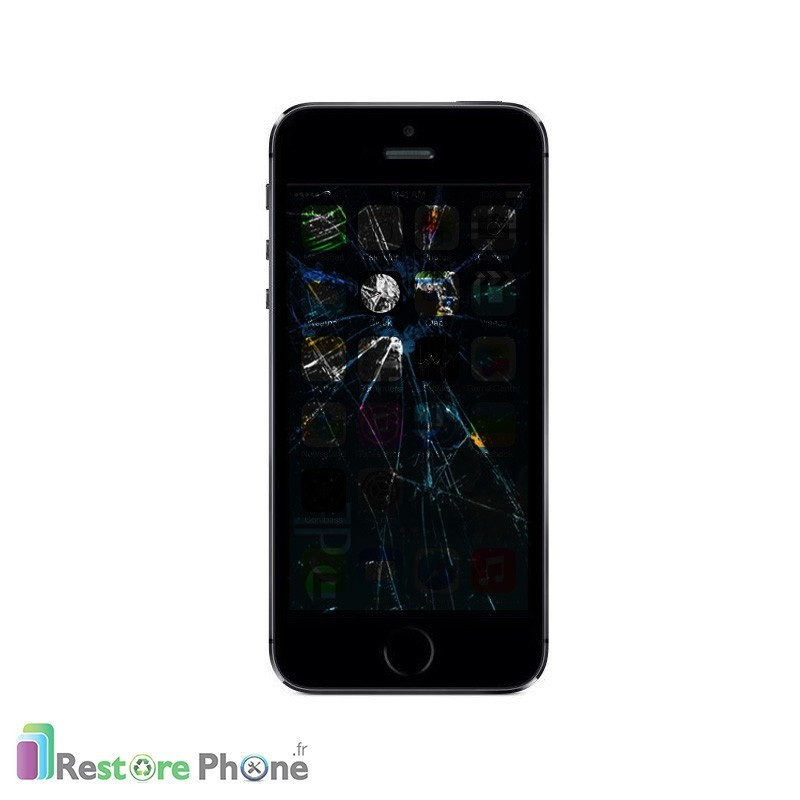r paration bloc ecran iphone 5s restore phone