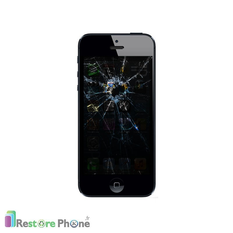 r paration bloc ecran iphone 5 restore phone