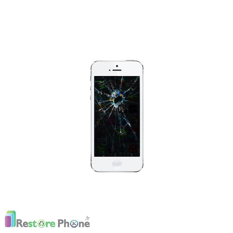 r paration bloc ecran iphone 5 restore phone. Black Bedroom Furniture Sets. Home Design Ideas